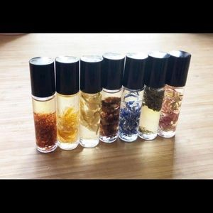 Custom Skin & Hair Oils - Made to Order